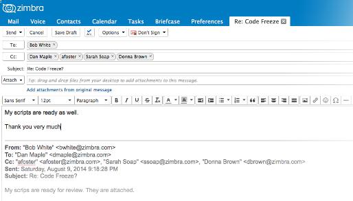 screenshot_zcs_organize_with_folders